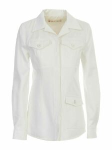 Marni Shirt L/s Polo Neck