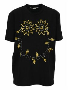 Stella McCartney Stella Mccartney Stella Smile T-shirt