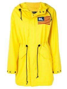 Polo Ralph Lauren Sport drawstring jacket - Yellow