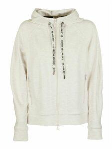 Brunello Cucinelli Sweatshirt Lightweight Stretch Cotton French Terry Sweatshirt