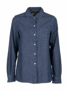Max Mara Estonia Jeans Cotton Denim Shirt