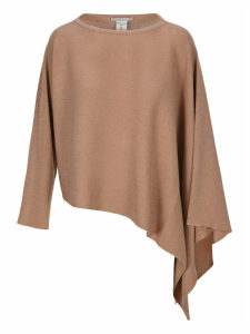 Fabiana Filippi Asymmetric Knitted Jumper