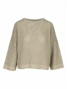 Fabiana Filippi Open Knit Jumper