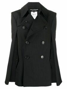 Junya Watanabe cape sleeve jacket - Black