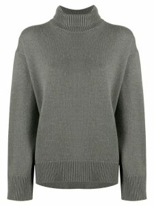 Sminfinity turtle neck jumper - Grey