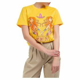 Alberta Ferretti Love Me Starlight Gemini T-shirt