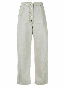 Rachel Comey Elkin cropped jeans - NEUTRALS