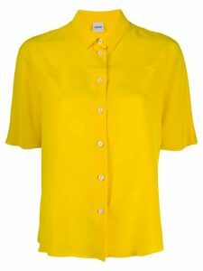 Aspesi short-sleeve shirt - Yellow