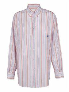 Etro Multicolor Cotton Shirt