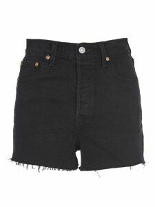 Levis Black Shorts
