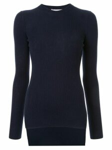 Rebecca Vallance Hinterland knitted jumper - Blue