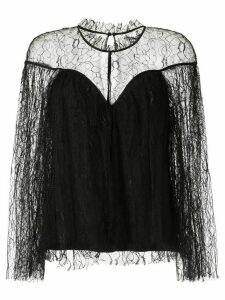 Alice McCall Magicians Daughter lace blouse - Black