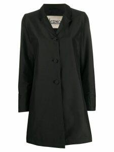 Herno single breasted raincoat - Black