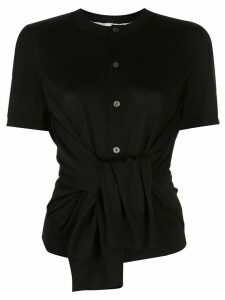 Comme Des Garçons Comme Des Garçons knitted cardigan - Black