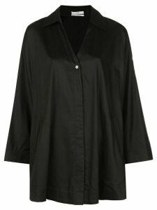 Co oversized cotton shirt - Black