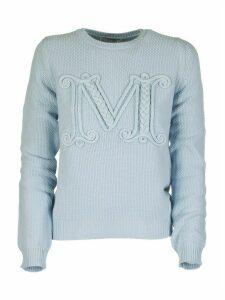 Max Mara Gala Cotton Cordonnet Jumper Sweater