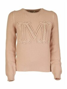 Max Mara Gala Cotton Cordonnet Jumper Sweate