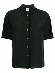 Aspesi short-sleeve shirt - Black