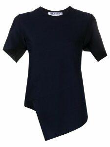 Comme Des Garçons Comme Des Garçons asymmetric short-sleeved top -