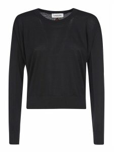 Lanvin Classic Ribbed Sweater