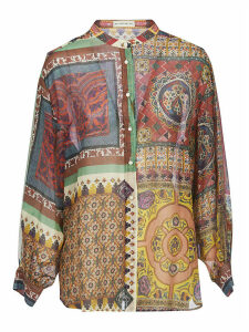 Etro All-over Printed Shirt
