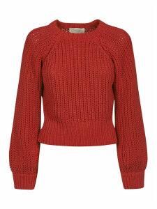 Maison Flaneur Knit Sweatshirt