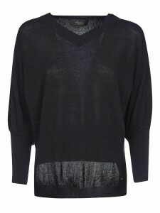 Maison Flaneur V-neck Sweatshirt