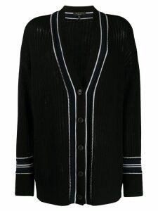 Rag & Bone Dianna oversized cardigan - Black