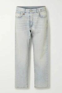 R13 - Mid-rise Boyfriend Jeans - Light denim