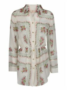 Tory Burch Multicolor Cotton Brigitte Shirt
