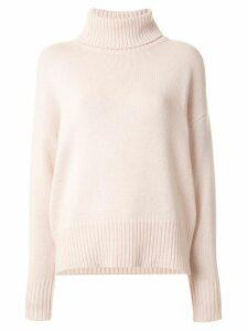Rebecca Vallance Estate knitted jumper - PINK