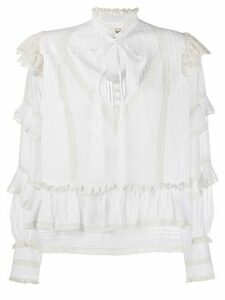 Zadig & Voltaire Trinity blouse - White