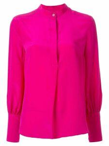 Rebecca Vallance Lillian silk blouse - PINK