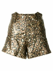 Andrea Bogosian SHORTS RILEY BG - GOLD