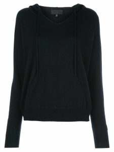 Nili Lotan hooded jumper - Blue