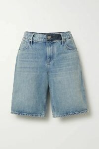 RtA - Jami Denim Shorts - Light denim