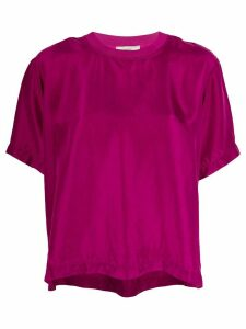 Forte Forte relaxed-fit T-shirt - PURPLE