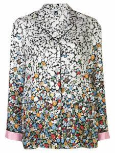 M Missoni floral print pajama shirt - White