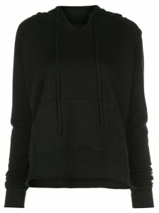 Nili Lotan hooded sweatshirt - Black