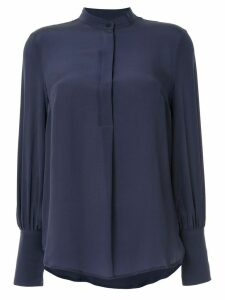 Rebecca Vallance Lillian long sleeved blouse - Blue