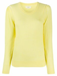 Isabel Marant Étoile round-neck jumper - Yellow