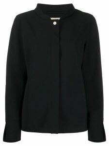 Herno straight fit jacket - Black