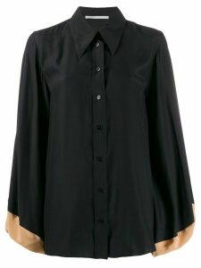 Stella McCartney balloon-sleeve shirt - Black