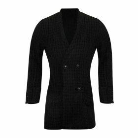 ADIBA - Gerbera Tweed Black Blazer