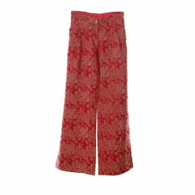 L2R THE LABEL - The Boxxy Pants In Red