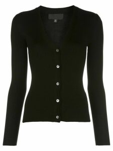 Nili Lotan slim-fit cardigan - Black