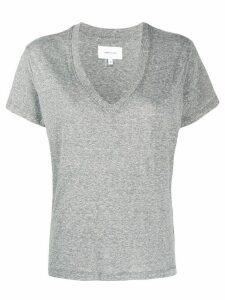Current/Elliott v-neck T-shirt - Grey