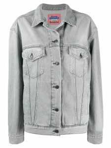 Acne Studios 2000 denim jacket - Grey