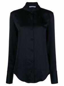 T By Alexander Wang long sleeve shirt - Black