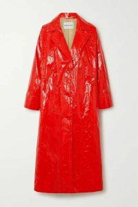 Stand Studio - Lexie Vinyl Coat - Red